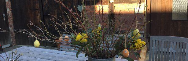 Trotz Corona: Auch im Frühling für Sie da!